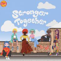 Cora O'Gorman 'Stronger Together' Digital illustration