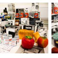Diana Tijjanni. Ceramics, Lino Print, Acrylic, Installation