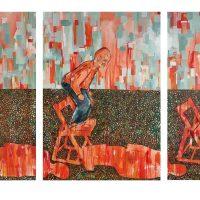 Esther Douglas. Acrylic on Canvas