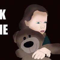 Serena Bras 'Think Of the Kids' Digital Illustration